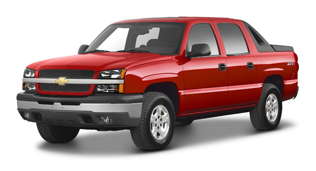 2005 Chevrolet Avalanche Photograph