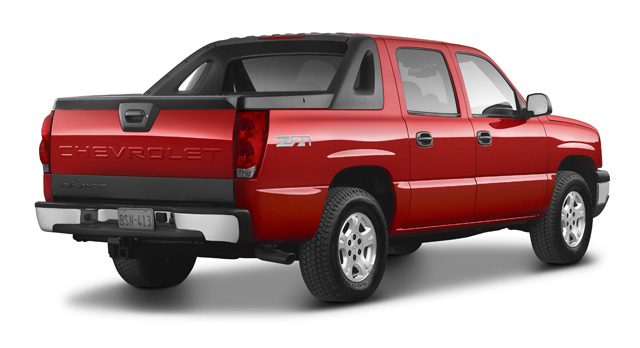 2005 Chevy Avalanche Photography