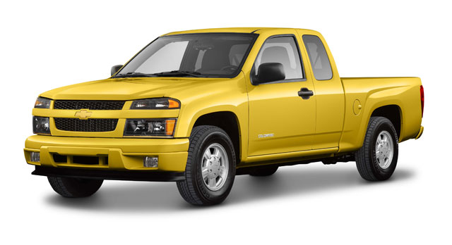 2005 Chevrolet Colorado Photograph
