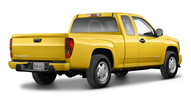 2005 Chevy Colorado Photography