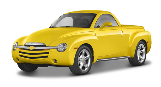 2005 Chevrolet SSR Photograph