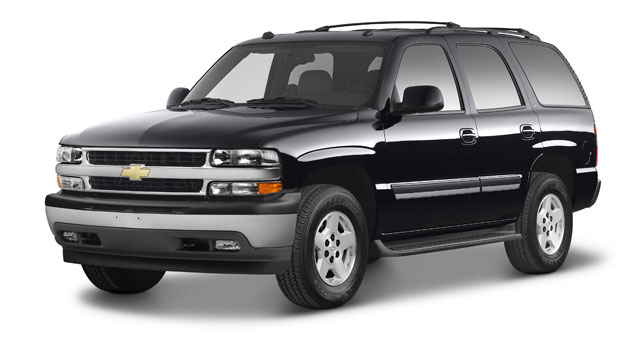 2005 Chevrolet Tahoe Photograph