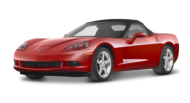 2005 Chevrolet Corvette C6 Photograph