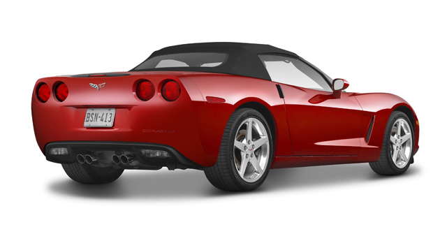 2005 Chevy Corvette C6 Photography