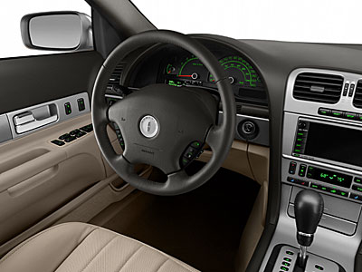 2006 Lincoln LS Photograph